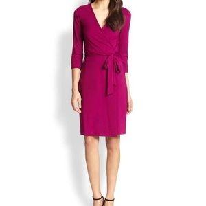 DVF Diane Von Furstenberg New Julian Wrap Dress